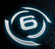 Professional eSports Team CheckSix Gaming official logo